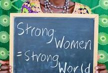 Women's Equality Day / We thrive on empowering women. Join us! #empowerwomen