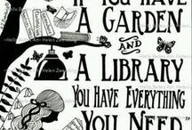 Magic I like / Books and plants