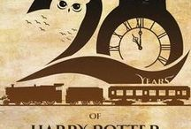 Harry Potter / & Fantastic Beasts and Where to Find Them
