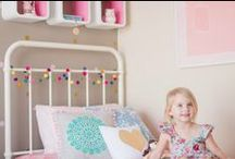 rooms for little ones / by Annette | theblushingfig