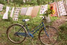 I Ride my Bike.... / by Reba Sherwood