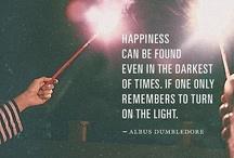 Quotes / by Sadie Nielsen