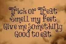 { Halloween: Trick or Treat Fun }
