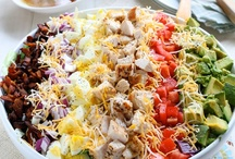 Sensational Salads / Always ready for a fresh flavorful salad!