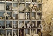 Lots of drawers & cubbys / Furnature / by Malia Kertz