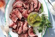 Meat & Grill Recipes / Skewered, Grilled, Pan Seared. Meat.