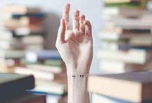 << rat a tat tat >> / I ink, therefore I am.