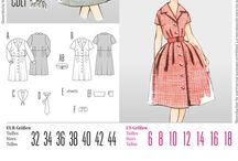 Sew dresses/skirts / by Tifwith Onef
