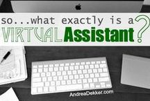 Work from Home / Working from home, blogging, virtual assistant and so much more.