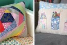 #LibertyPillowChallenge / We have teamed up with Sew Mama sew for the #LibertyPillow Challenge