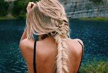 Braided Beauty / Get beautiful in braids. Xo