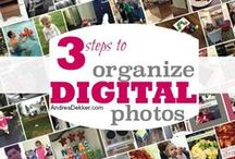 Photo/Image How-Tos / Photography and image how-to's and storage tips