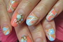Japanese Nail Art / Featuring Ageha, Mani Closet, Britney Tokyo, Esnail, Disco Nail, MDA Nail, Hana4, Jam n' Jelly, Urania, Jill and Lovers, Nail Artelier (Singapore) and others! **I am not an expert at discerning Korean vs. Japanese art, so they are lumped in this album. Enjoy! / by Katie Brown
