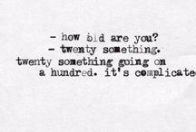 typewriter ❤️ / Tipewriter quotes