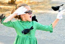 [ DIY ] Déguisements - Costumes / Vous trouverez ici que des tutoriaux simples et rapides à réaliser ! Maman de 2 louloutes travaillant à temps complet, ces DIY sont très précieux au moment du Carnaval