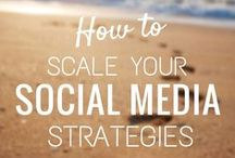 Social Media / Facebook, Twitter, Pinterest, Periscope, Instagram and a whole bunch more I'm probably forgetting. How do you keep up with ever-evolving social media strategies and tips?