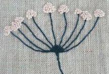 Artistes textile, broderie