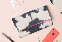 [ DIY ] Sacs à mains / clutch#handbag / Tous les tutos et DIY ( Fais-le-toi-même) trouvés sur le web et ou comment faire vos sacs à main. DIY faciles, rapides