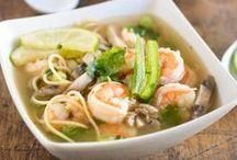 Shrimp! / One of my favorite Gulf Coast delicacies! I love fresh shrimp.