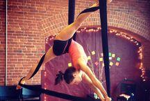 Acrobacias / circo