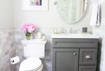 Bathroom Ideas / by Carmen Hayes