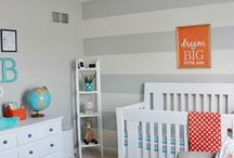 rooms for little boys / by Annette | theblushingfig