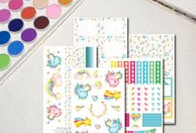 Planner Love / Planners, Stickers, Clip & More