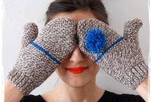 [ DIY ]  Bonnet & beanie / All for Winter / Tutos et DIY pour apprendre à faire soi même des bonnets au crochet, des turbans et des chapeaux pour l'hiver. Mais aussi des écharpes, gants, chaussettes ... DIY faciles et customisation