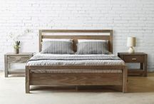 Newly Weds & New Beds / Our furniture is sturdy, durable, and modern--everything you'd want for a new home! Our products are perfect for building a home that you love--with someone you love!