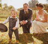 Anna & Matt / Vibrant autumnal Flowers for this rustic mill wedding in Dorset  #realwedding #realflorist #realflowers #weddinginspiration
