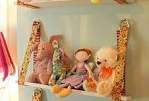 Kid's Room / Ideas for children's bedrooms