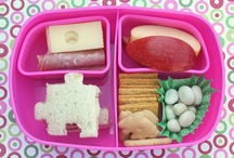Lunchbox ideas / Lunchbox ideas for the children