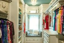 Dream Closet / Favorite Fashions & Closet Designs / by Alicia Childress