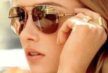 Sunglasses / Where'd you get those peepers?   / by Beauty Muse