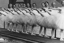 ballet / it takes a lot of effort to look effortless  / by Megan Davis