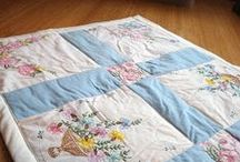Vintage Textiles / by Kay Nickell