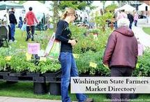 Farmer's Markets / I love me a good farmer's market. / by Mavis Butterfield