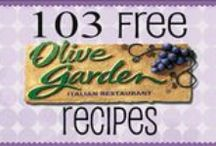 Olive Garden Dishes / by Alicia Eyer