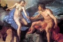 Mercury, Argus and Io
