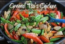 Recipes - Chicken / All my favorite chicken recipes in one convenient place! / by Mavis Butterfield