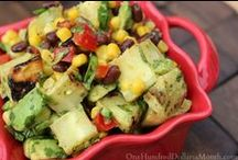 Recipes - Salads / All my favorite salad recipes in one convenient place! / by Mavis Butterfield