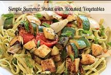 Recipes - Pasta / Pasta Dishes, Pasta Recipes, Pasta, Freezer Meals with Pasta, Pasta Salads