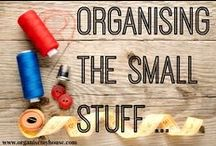 Organize & Declutter / by Pam Tobias