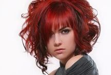 Hair - Colour / Hair Colour inspiration and ideas.