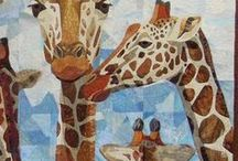 Quilts I LOVE! / Amazing quilts I love and ideas I want to try! / by Colleen Garrison
