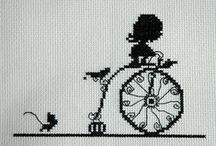 Crafts - Cross Stitch