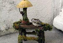 Miniatures - Wee Folk