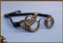 Steampunk Gears and Gadgets
