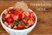 Recipes- Strawberries / All of the best strawberry recipes in one convenient place. / by Mavis Butterfield
