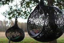 Outdoor furniture / by Tash